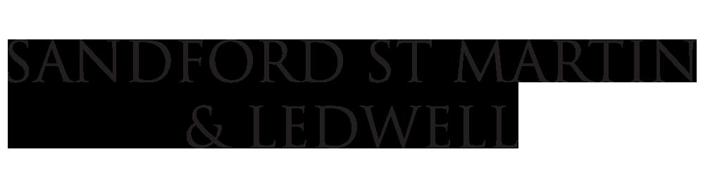 Sandford St Martin & Ledwell